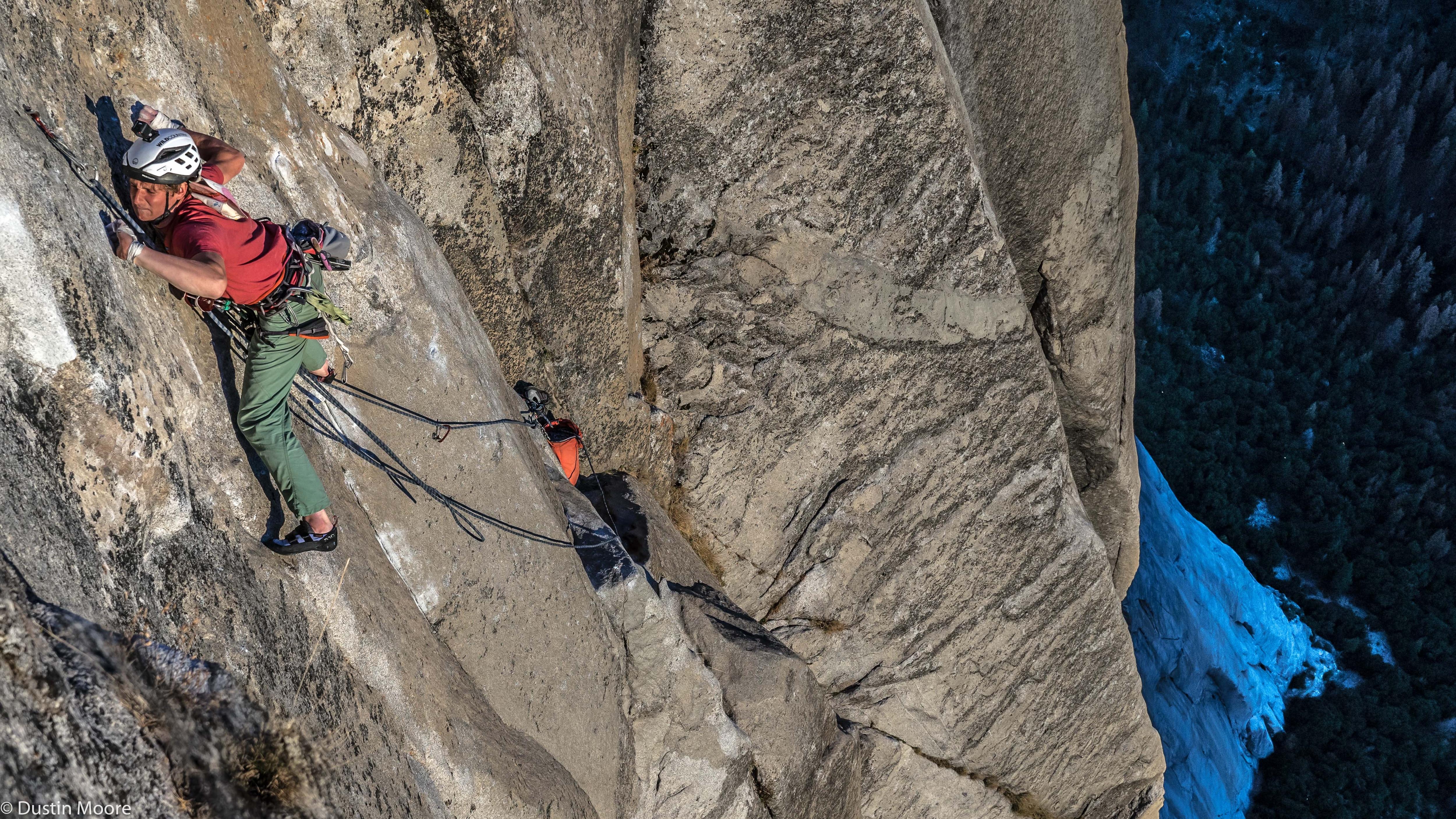 Photo of El Capitan, prima ascesa in solitaria e in meno di un giorno.