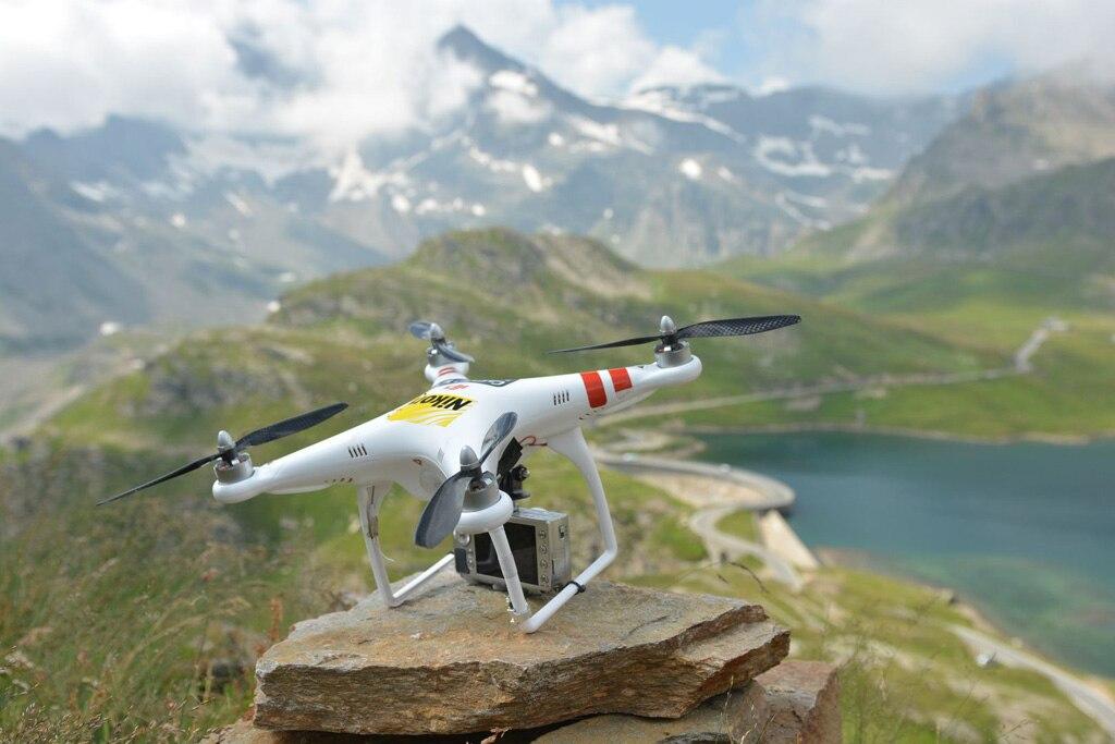 Photo of Il Wwf Svizzera contro i droni in montagna