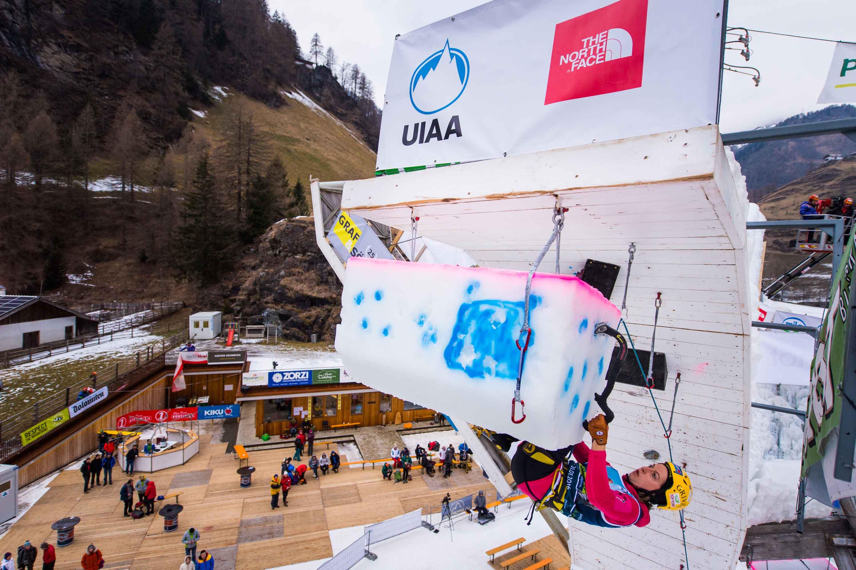 Photo of UIAA Ice Cimbing World Cup 2017: i riflettori sul ghiaccio di Corvara