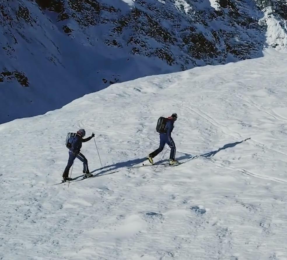 Photo of La salita – Video tutorial scialpinismo base – Episodio 2