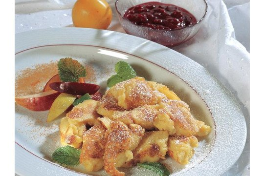 "Photo of ""Ricettario di Alta Cucina"", le vostre ricette: le Apfelschmarren!"