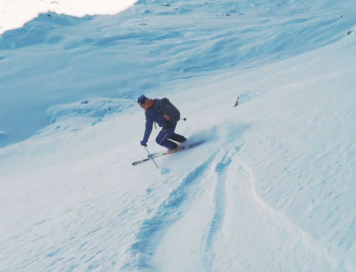 Photo of La discesa – Video tutorial scialpinismo base – Episodio 4