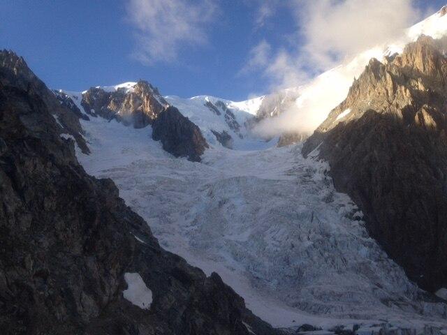 Photo of Fondazione Montagna Sicura: ecco il video spettacolare sui ghiacciai della Valle d'Aosta