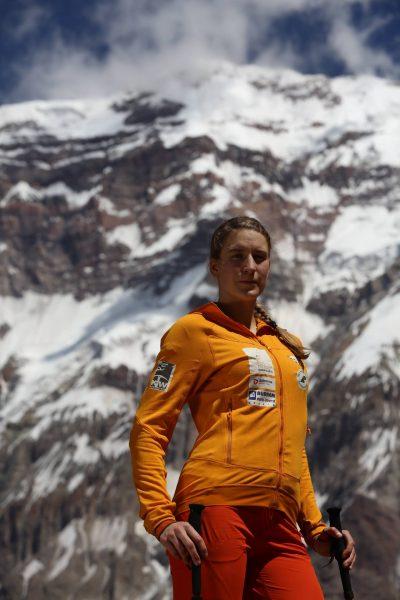 Photo of Aconcagua, la scalata al record di Anna Figura