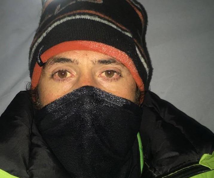 """Photo of Alex Txikon: """"Non sono un eroe"""""""