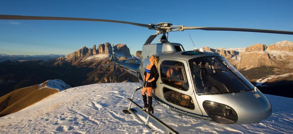 Photo of Gli elicotteri in ambiente alpino: le leggi esistono ma vengono violate