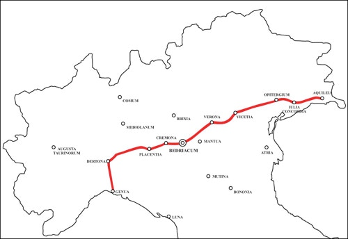 """Photo of Ecco la via Postumia, un magnifico percorso per i """"pellegrini"""""""