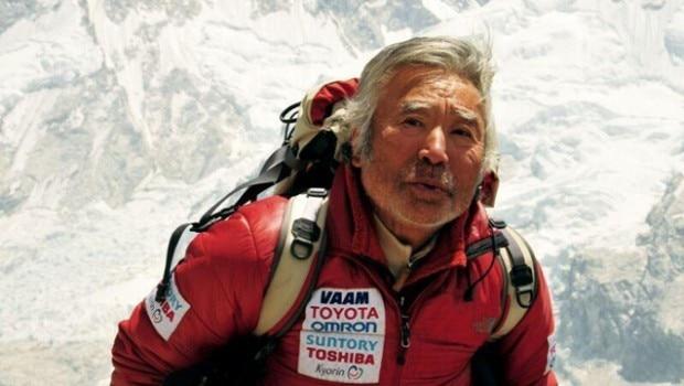 Photo of Yuichiro Miura, a 86 anni pronto a tornare in vetta all'Aconcagua
