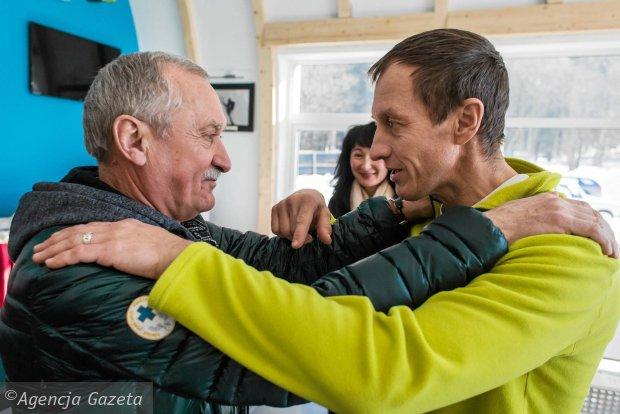 Photo of Wielicki, Urubko e la sfida al K2 in inverno