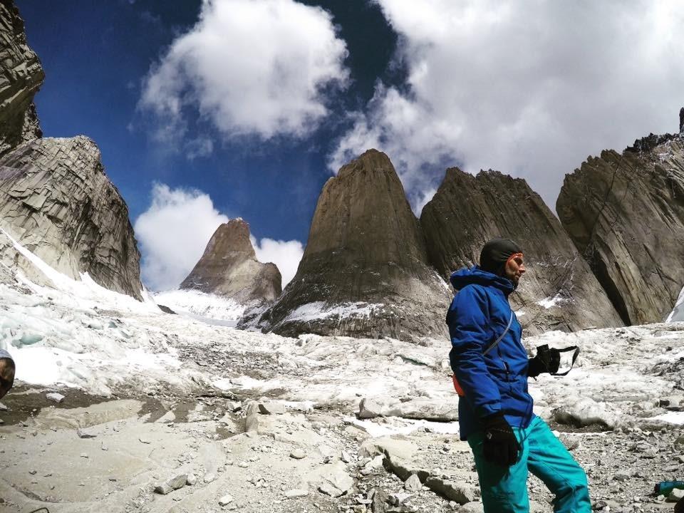 """Photo of Favresse, Vanhee e Villanueva in Patagonia, """"El Regalo de Mwone"""" in libera"""