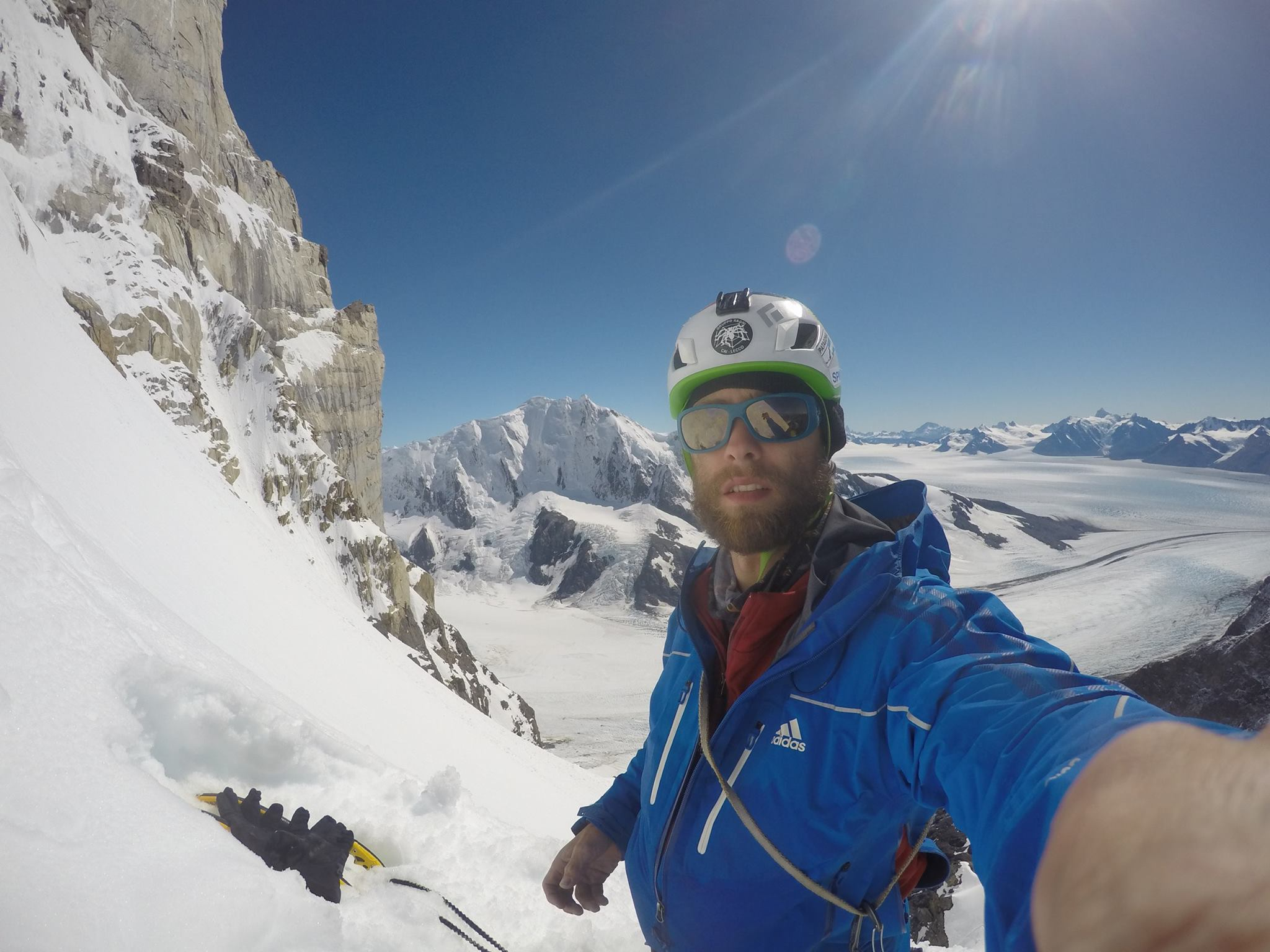 Photo of Il Ragno David Bacci su Radio Deejay racconta il Cerro Murallon