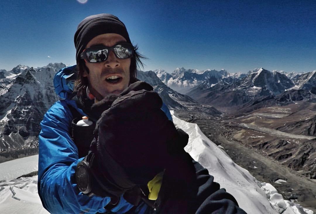 Photo of Allenamento e alpinismo secondo Hervé Barmasse