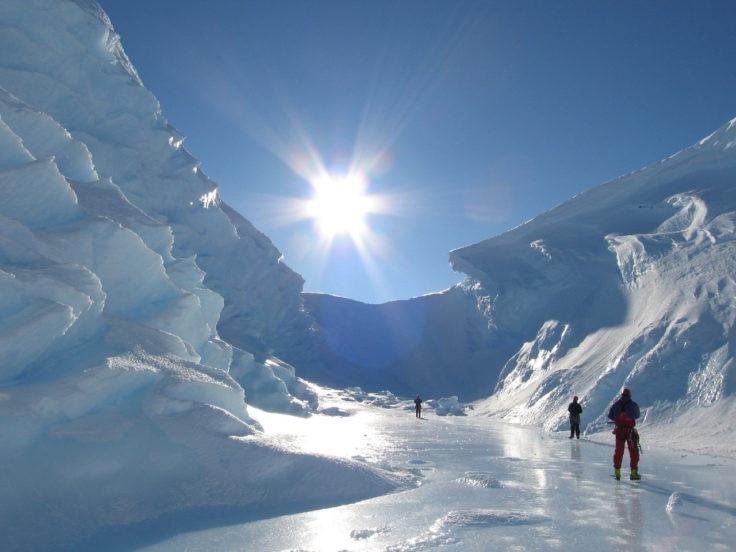 Photo of Alla ricerca delle stelle disperse dell'Antartide