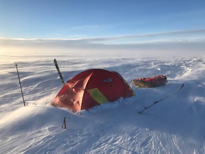 Photo of Mike Horn completa la più lunga traversata dell'Antartide, ora punta all'Artide