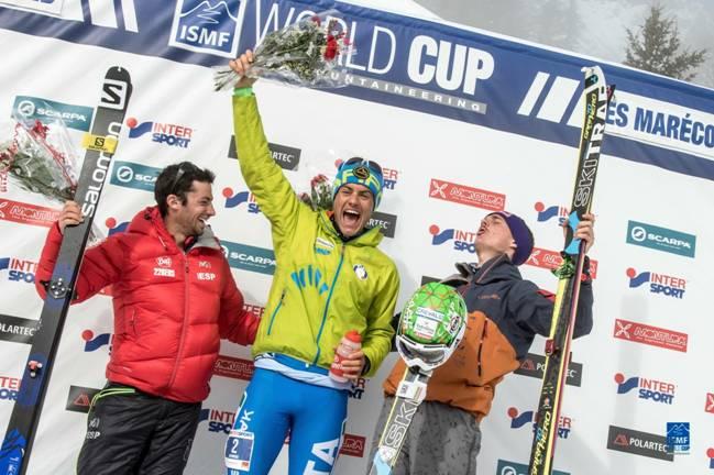 """Photo of Michele Boscacci, campione mondiale di skialp: """"Il Banff racconta fatica e emozioni dello sport outdoor"""""""