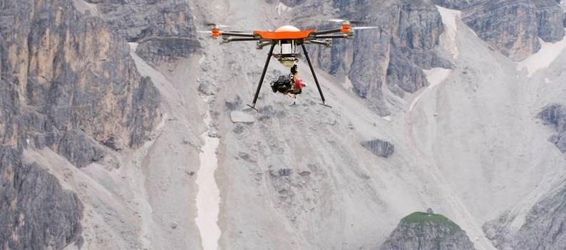 Photo of Il futuro del soccorso alpino sono i droni?