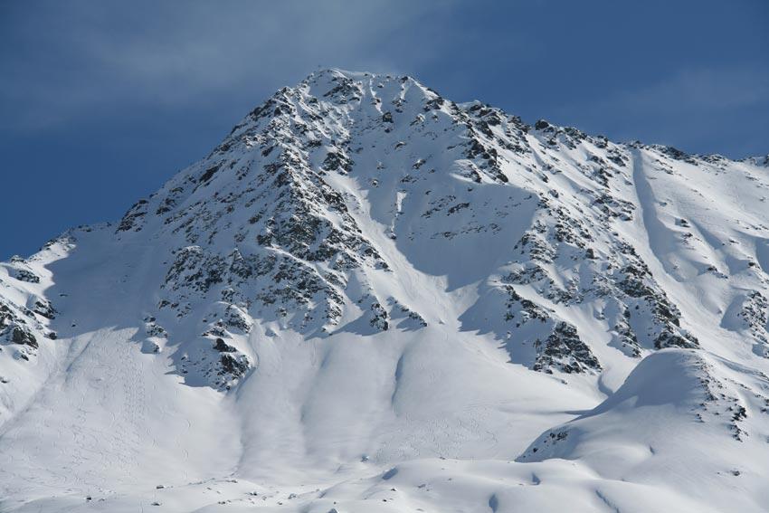 Photo of Snowboard alpinista perde la vita sul Mittagskogel