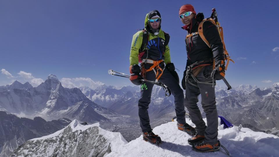 """Photo of Steck pronto alla traversata: """"I miei parametri di performance sono eccezionali"""""""