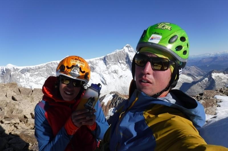 Photo of Il Cerro Penitentes dei fratelli Franchini: aprono El Mariano