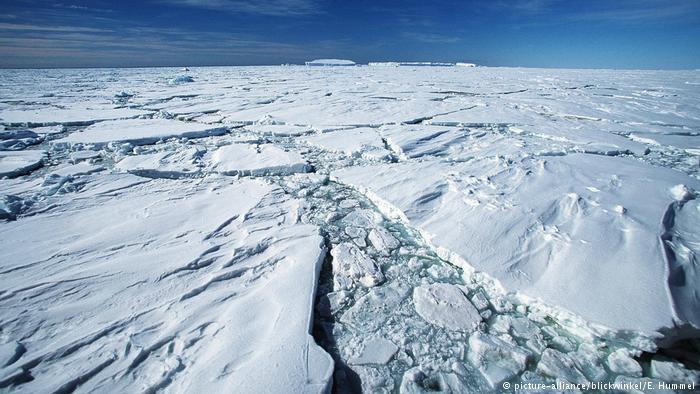 Photo of La WMO pubblica le più alte temperature registrate in Antartide