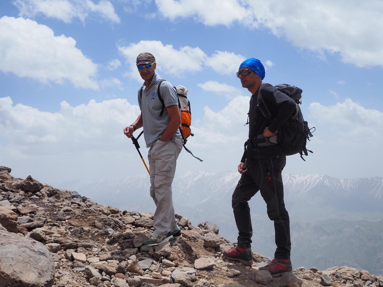 Iran: montagne incredibili, una storia antica e ricca..