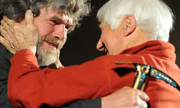 Photo of Bonatti e Messner. Nemici amici