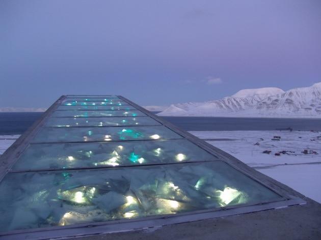 Photo of Tra i ghiacci il tesoro dei semi si ingrandisce