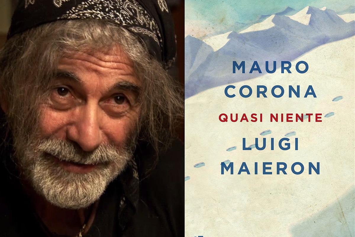 """Photo of In uscita """"Quasi niente"""", il nuovo libro di Mauro Corona"""