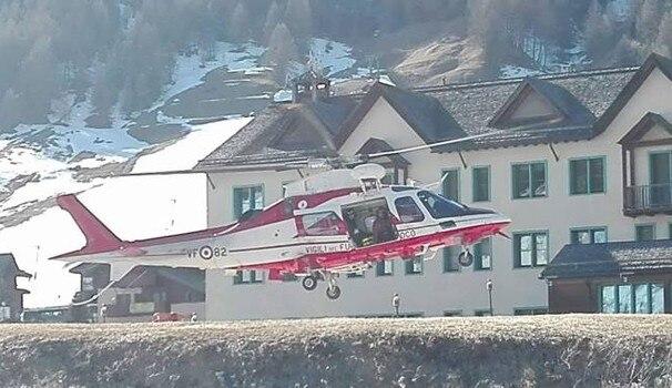 Photo of AGGIORNATO – Livigno: valanga a Carosello 3000, nessun ferito