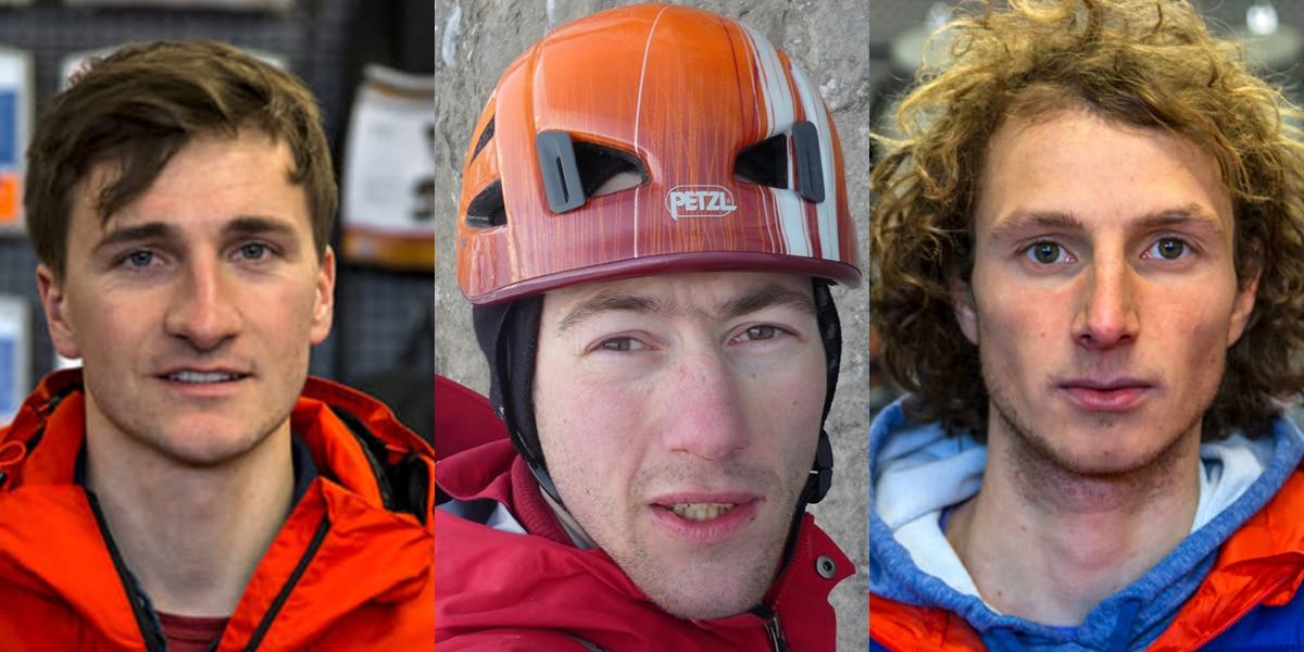 Photo of Korra Pesce, Luca Schiera e Roland Hemetzberger, team stellare per un nuovo progetto alpinistico