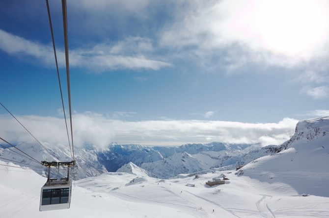 Photo of Il maxi-comprensorio intorno al Monte Rosa