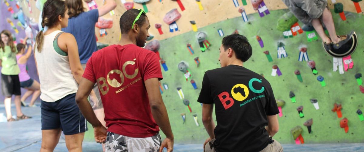 Photo of BOC, Brothers of Climbing: per un'arrampicata più inclusiva e multi-etnica