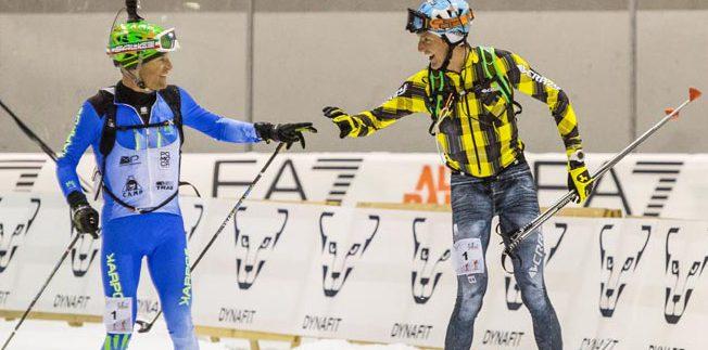 Photo of Pivk/Barazzuol e Valmassoi/Kreuzer vincono il 22° Sellaronda Skimarathon