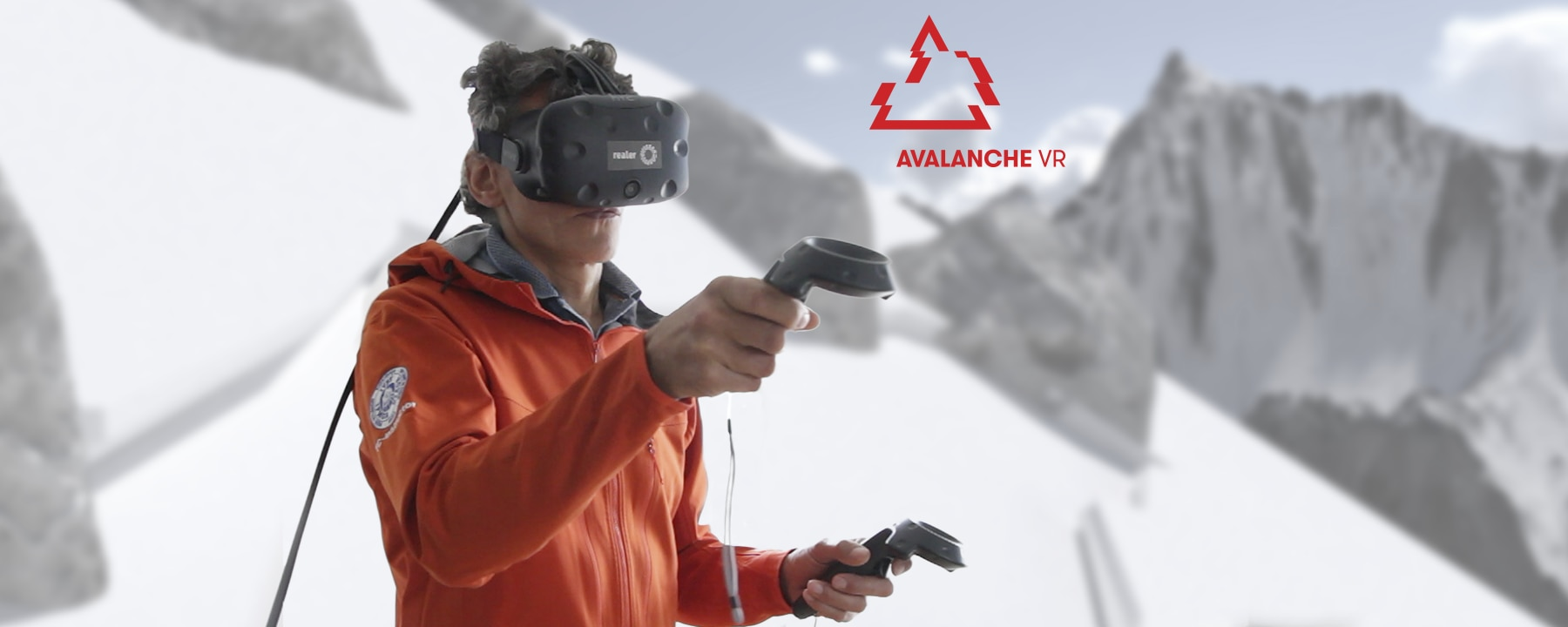 Photo of Avalanche VR per lo scialpinismo virtuale