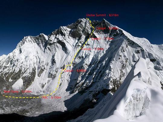 Photo of La tensione tra Cina e Corea costringe Sung-Taek Hong a rimandare il tentativo sulla parete sud del Lhotse