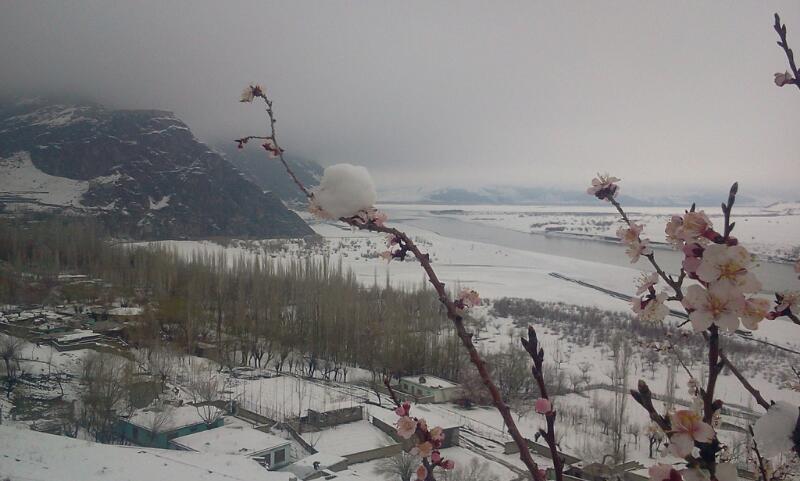 Photo of Neve e valanghe in Gilgit Baltistan