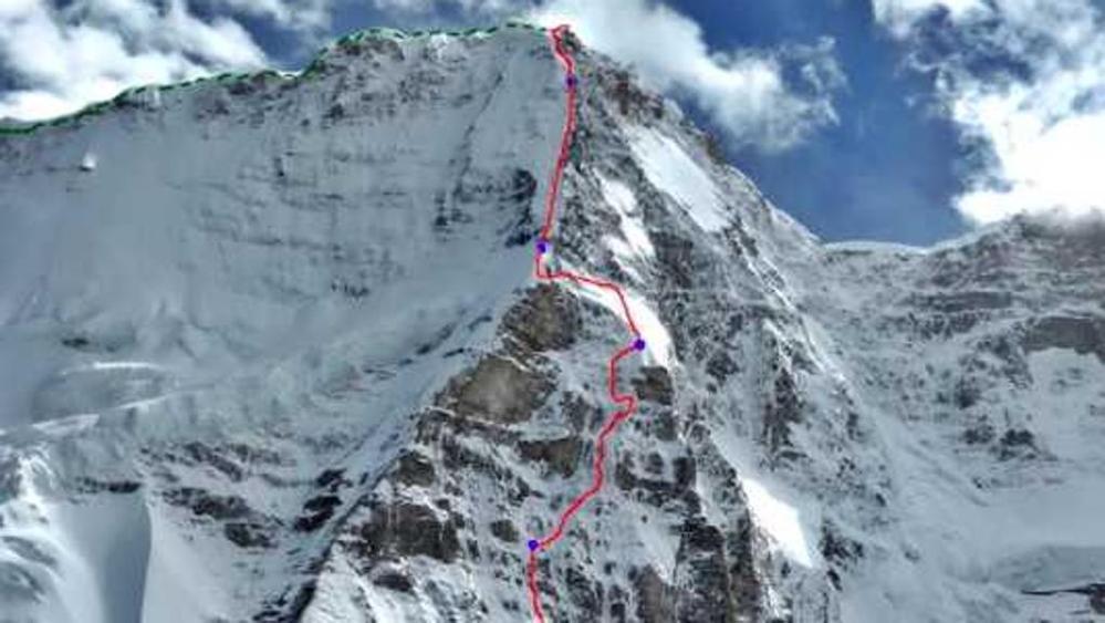 """Photo of """"Agli scalatori dell'ignoto l'Oscar dell'alpinismo"""" di Enrico Martinet da La Stampa"""