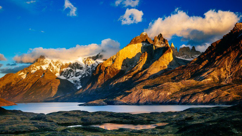 Photo of Cile meta dell'ecoturismo mondiale: presto la più vasta area protetta al mondo