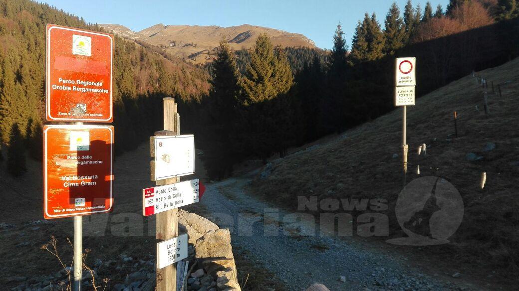 Photo of Cavo sul sentiero in Val Seriana, pareri divisi: gesto da condannare, ma la zona è vietata alla moto