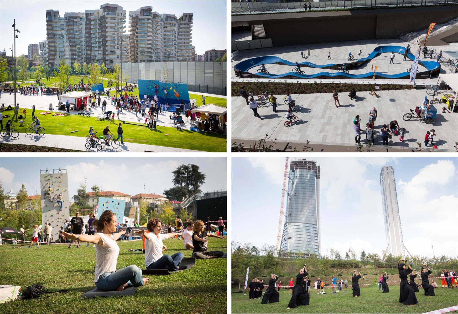Photo of I City Outdoor Games 2017 sbarcano in Darsena a Milano