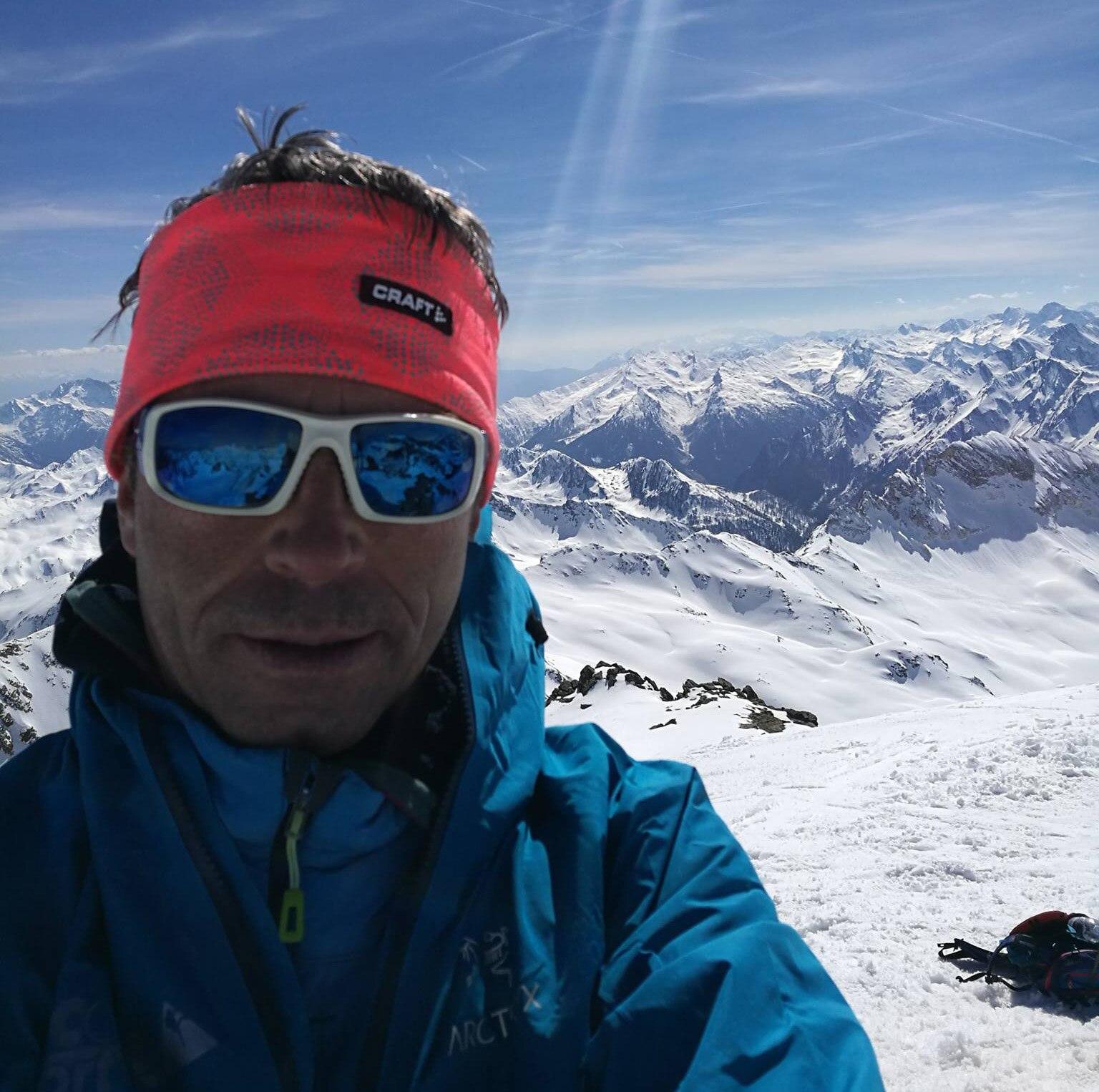 Photo of Anche Mario Vielmo tra i protagonisti della stagione himalayana