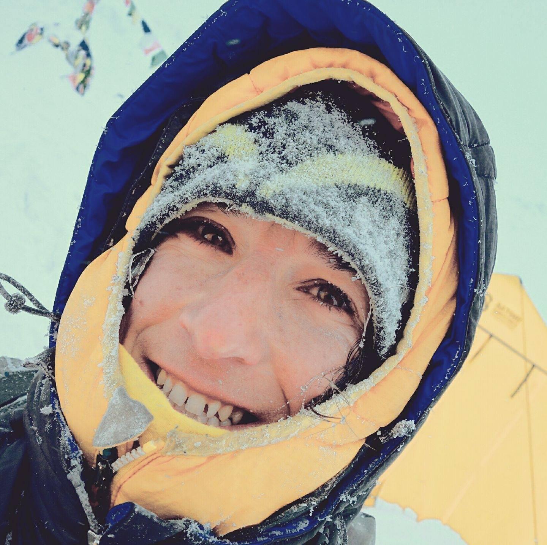 Photo of Elisabeth Revol bloccata dal maltempo rinuncia all'Everest