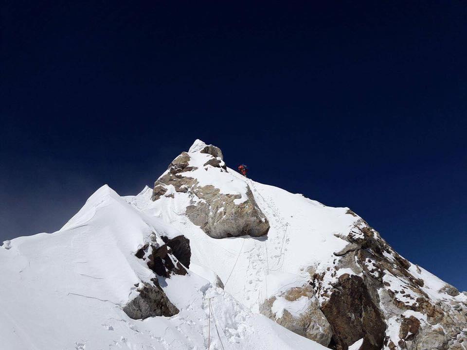 Photo of Maretta sulle vette al Makalu, ma confermata la doppietta di Mingma Sherpa