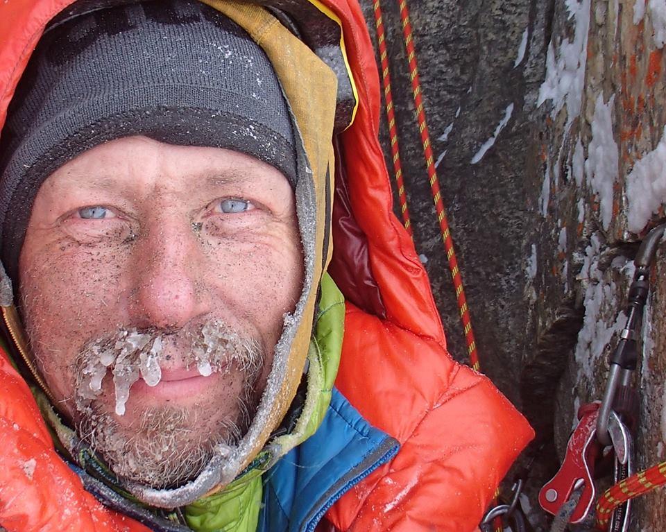 Photo of Marek Raganowicz apre due nuove vie in solitaria a Baffin, in Canada
