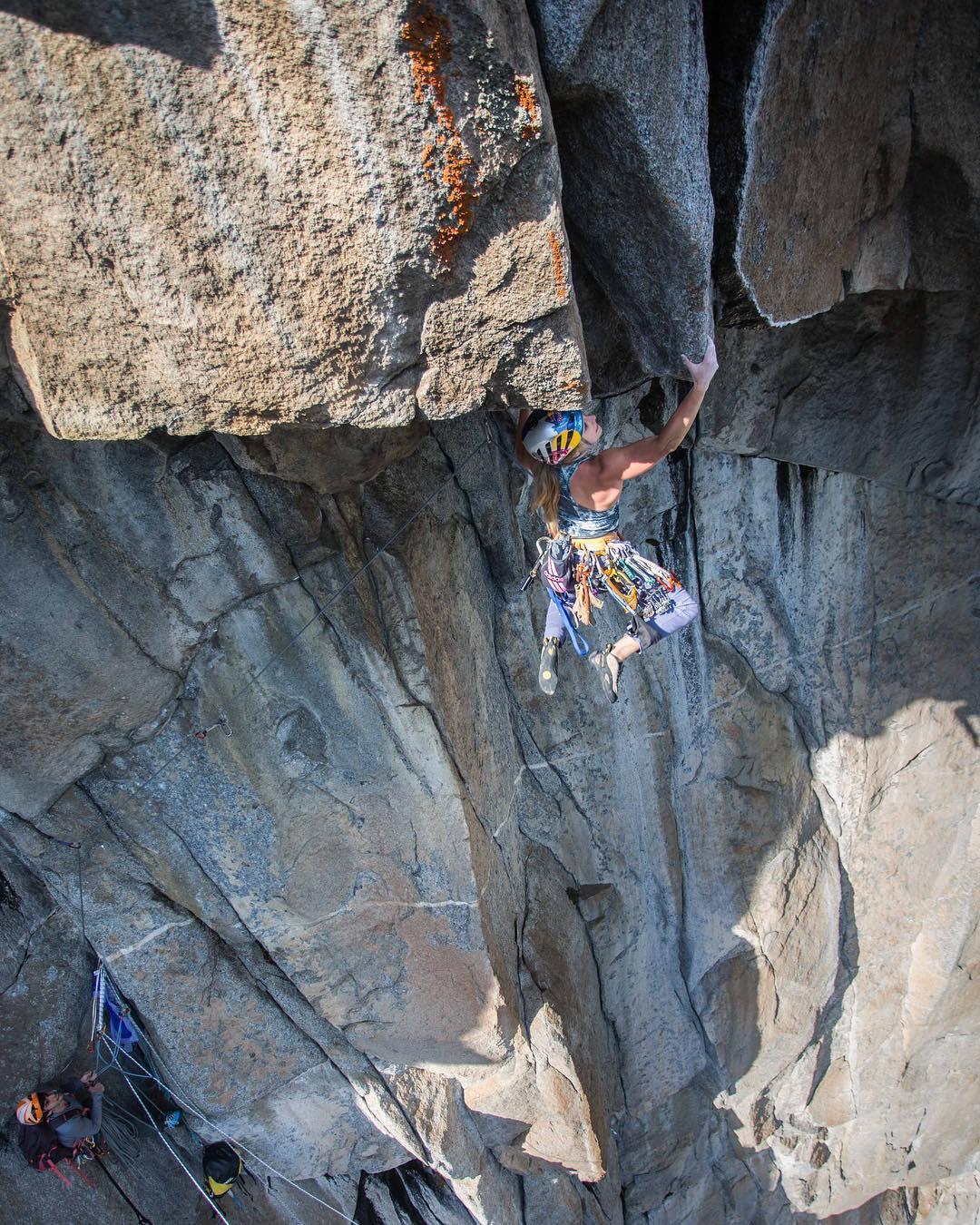 Photo of Yosemite: DiGiulian e Cardwell, su Mysty Wall, ma non solo…