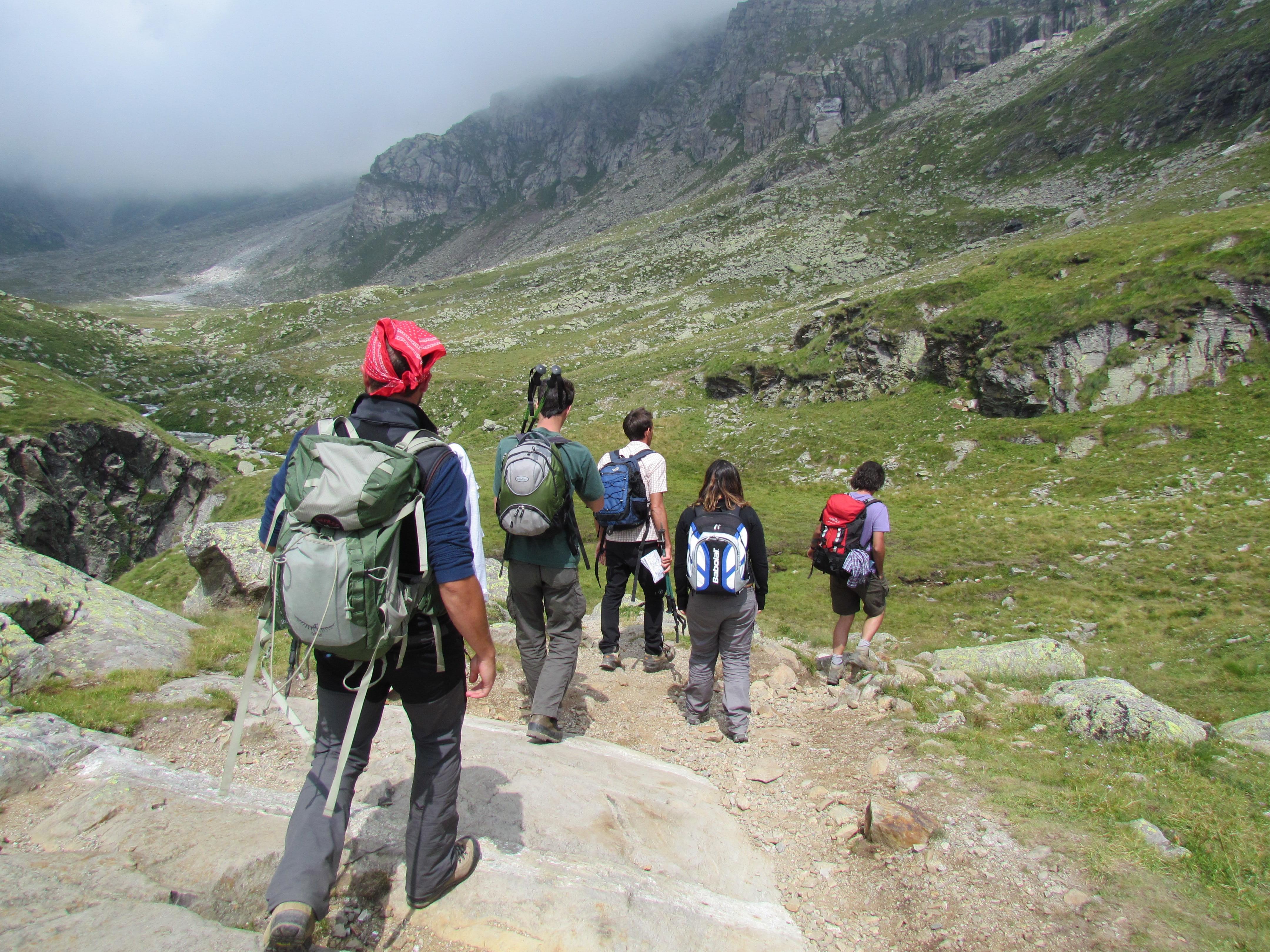 Photo of Natura e avventura: campi estivi di volontariato nel Parco Nazionale Gran Paradiso