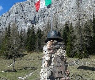 """Photo of 352 Alpini per la """"Marcia dei Cent'Anni"""" alle Sorgenti del Piave"""