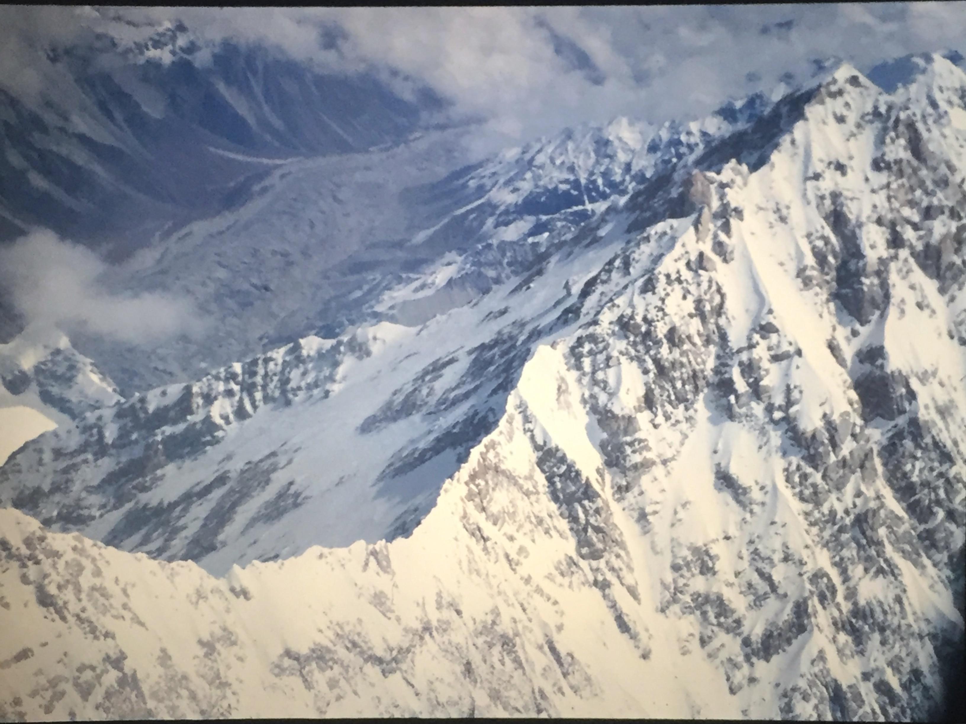"""Photo of Kangchenjunga: """"No corda! No party!"""""""