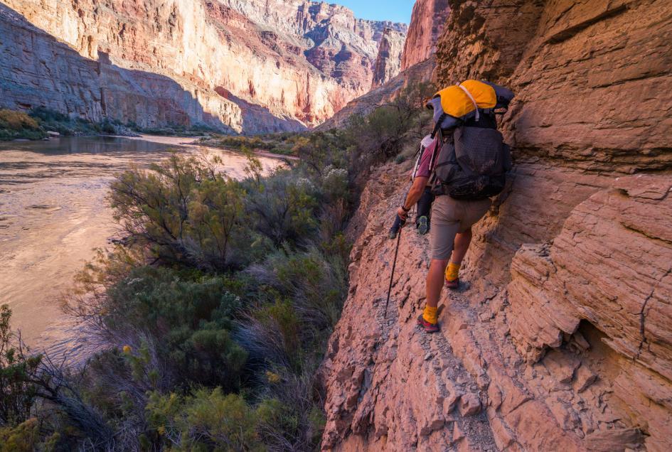 Photo of McBride e Fedarko, percorrere tutto il Grand Canyon a piedi per salvarlo
