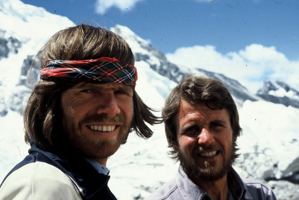 Messner, Habeler, Everest